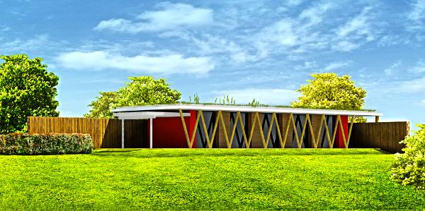 H a rd residenze low cost e low energy in legno e paglia for Cost case in legno